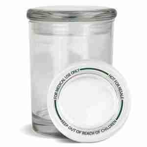 12 Oz Stash Jars