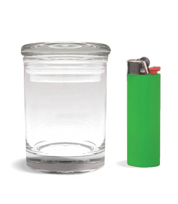 14th oz plain jar-1
