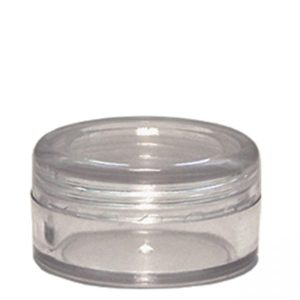 20ML Polystyrene Containers – Clear Lid
