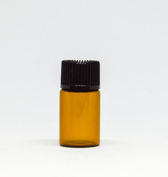 5ML Vial with Orifice Reducer and Cap