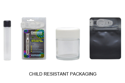 Child-resistant-packaging