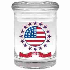 Commemorative Stash Jars