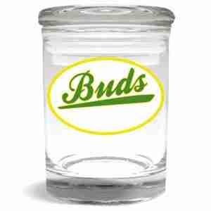 Designer Stash Jars
