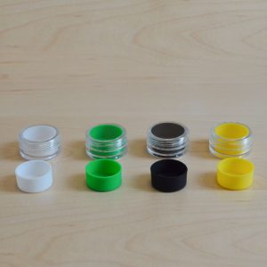 Silicone Inserts for 5ML Polystyrene Containers