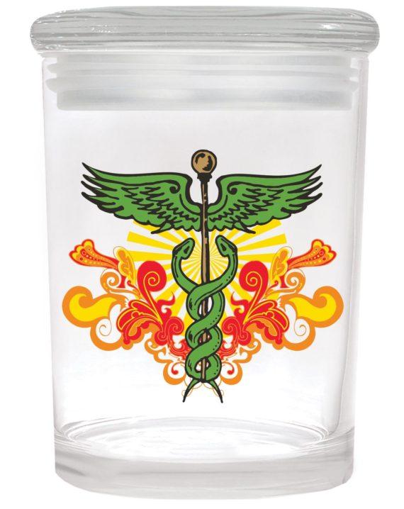 caduceus-series-jars-printed-mix