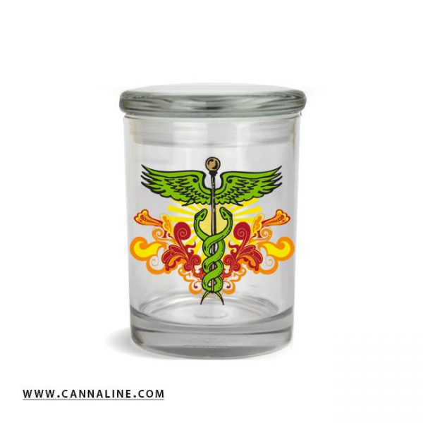 caduceus-series-stash-jar-design-1-stash-jar-for-1-2-ounce