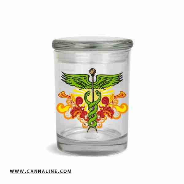 caduceus-series-stash-jar-design-1-stash-jar-for-1-2-ounce