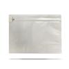 Cannaline medium 6 x 8 matte white child resistant re-usable exit bags