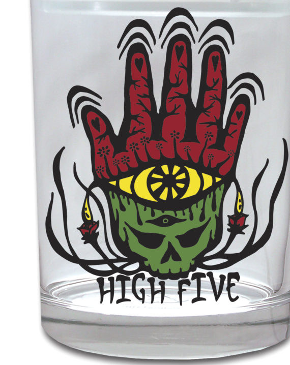 high 5 stash jar for 1-oz-1