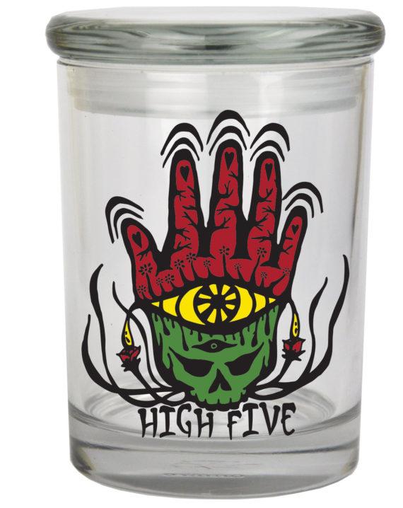 high 5 stash jar for 1-oz-2