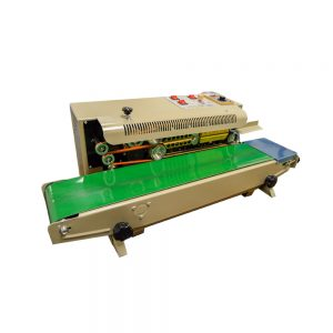 High-Speed Production Heat Sealer