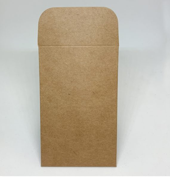 Kraft Paper Coin Envelope For Shatter