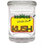 kush-re-writable-stash-jar-for-1-8-oz