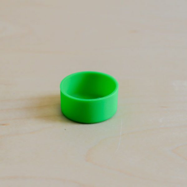 silicone-inserts-for-5ml-polystyrene-containers-green