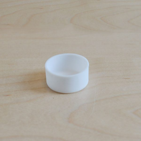 silicone-inserts-for-5ml-polystyrene-containers-white