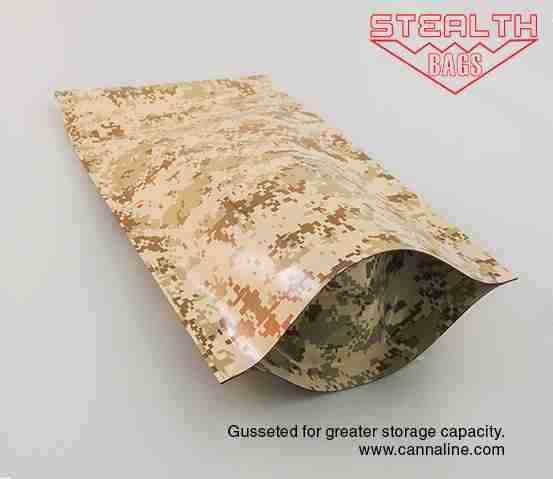 stealth bag carbon large 5 pack