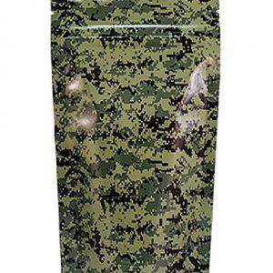 Stealth Bag Green Camo print – Medium 10 Pack