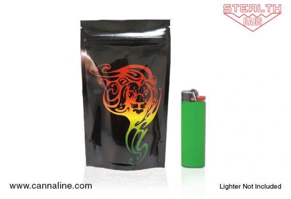 stealth-bag-rasta-lion-medium-10-pack-1