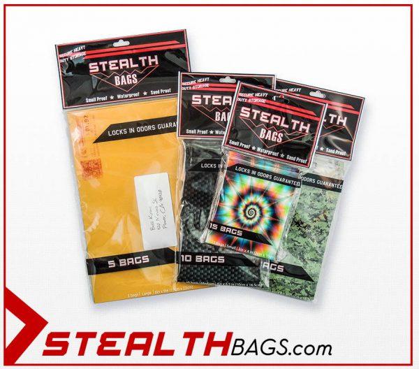 stealth-bag-rasta-lion-medium-10-pack-3