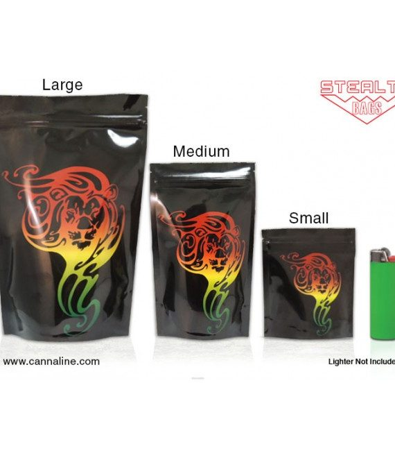 stealth-bag-rasta-lion-small-15-pack