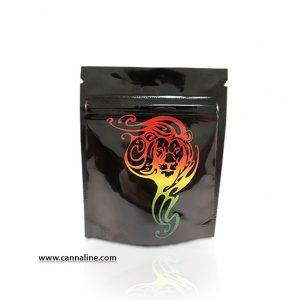 Stealth Bag Rasta Lion print – Small 15 Pack