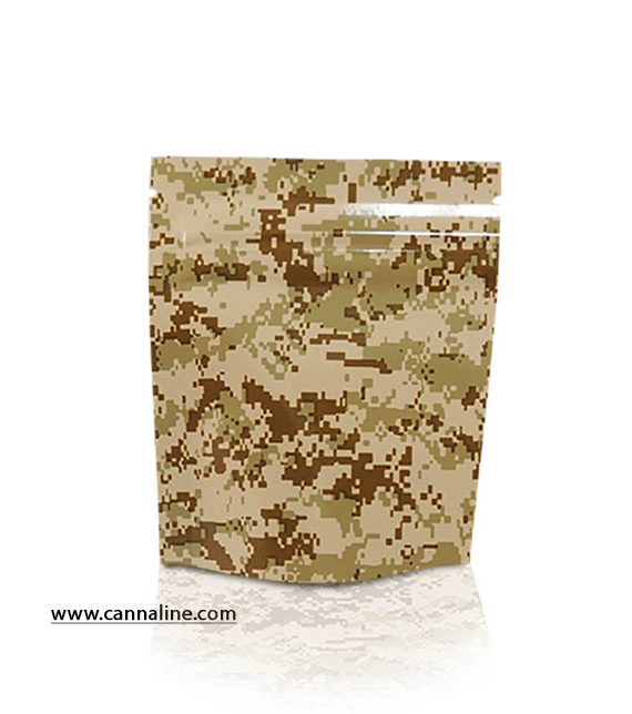Stealth Bag Tan Camo – Small 15 Pack