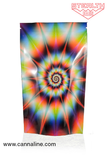 Stealth Bag Tie Die print – Large 5 Pack