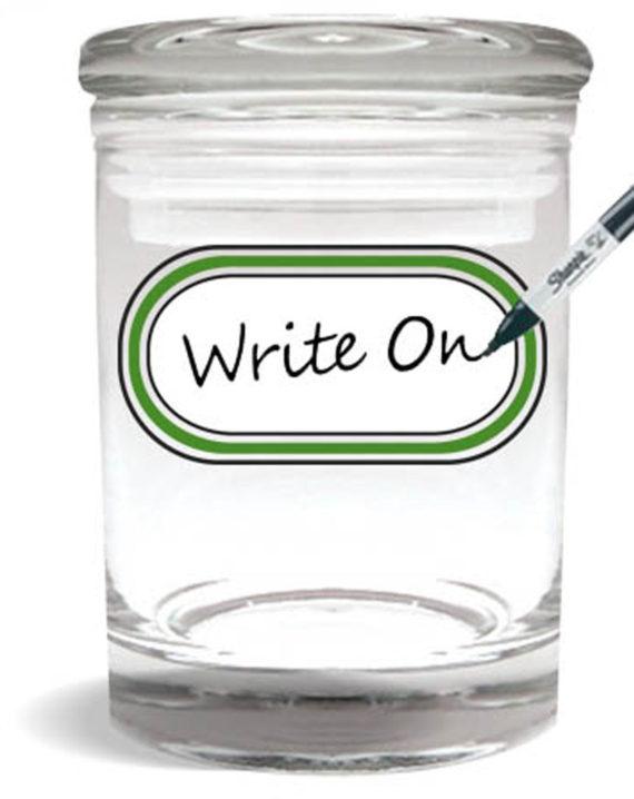 strain re writable stash jar for-1-4-ounce