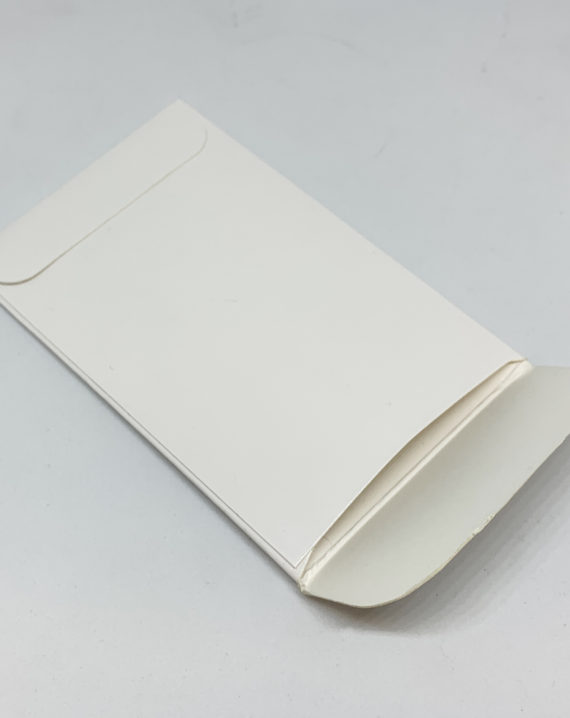 white coin envelope 1
