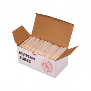 1/2 Gram (84mm) Artisan Style Cone - Spiral Tips - 100% Organic Hemp