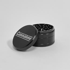 Cannaline Grinders (2.5″) - Black