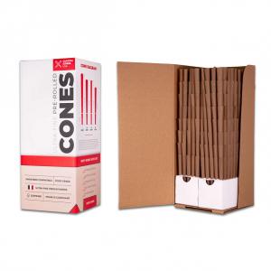 3/4 Gram (98mm) Pre-Rolled Blunt Cones - Hemp Wrap
