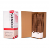 1/2 Gram (84mm) Pre-Rolled Blunt Cones - Hemp Wrap
