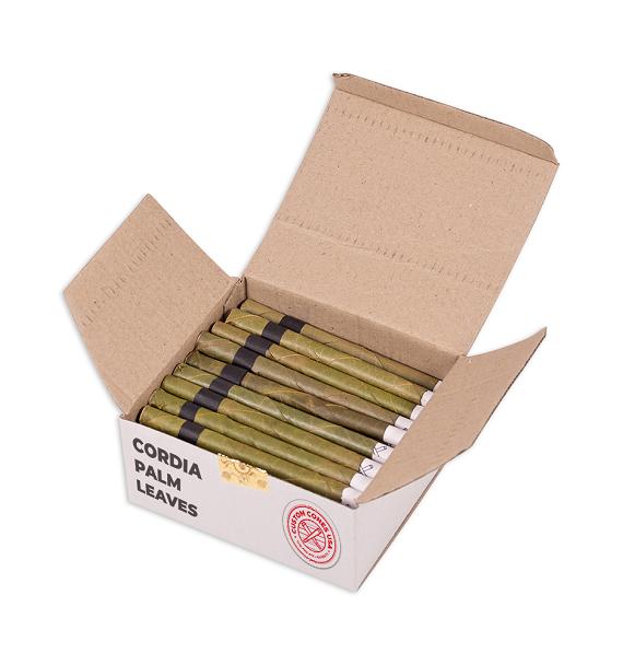Palm Leaf Slim Box