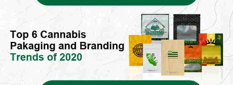 6 Powerful Cannabis Packaging