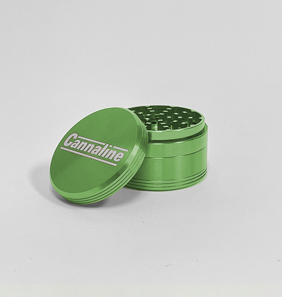 Cannaline Grinders (2.5″) - Green