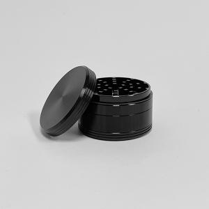 Cannaline Grinders (2.5″) - Plain Black