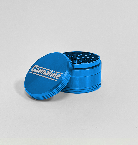Cannaline Small Blue Grinder