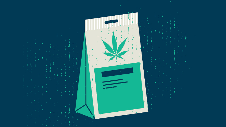 Marijuana regulations on packaging and labeling