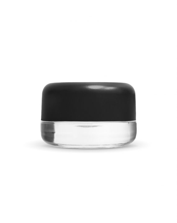 Cannaline's 9 ML Glass Child Resistant Concentrate Container
