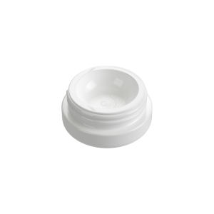 5ml white child resistant jar