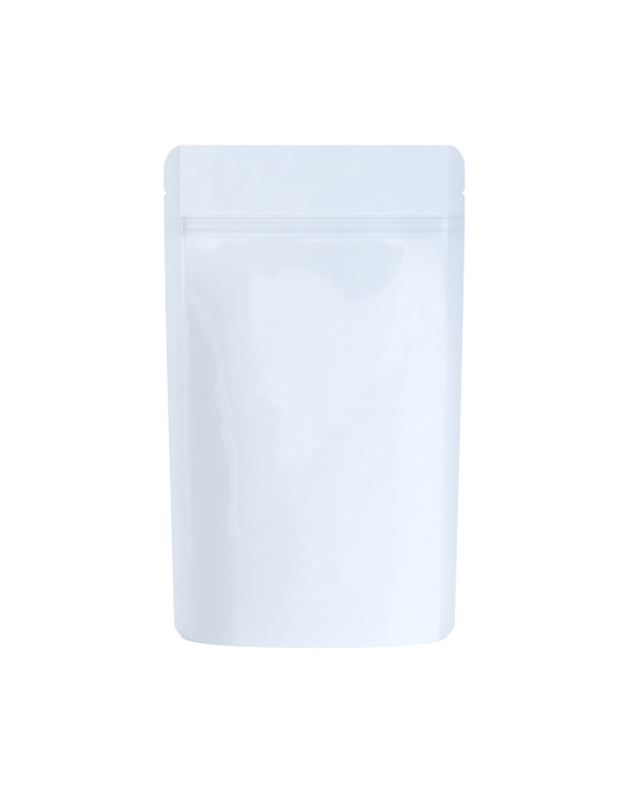 white/clear packaging bags for 1/4 oz