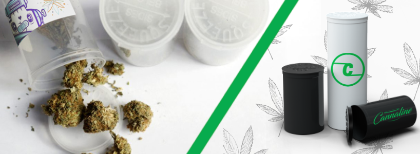Cannabis Containers: All things Pop Tops