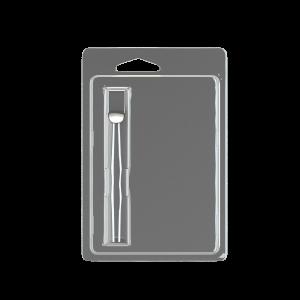 1ML Flat Tipped Vapor Cartridge Blister Packaging