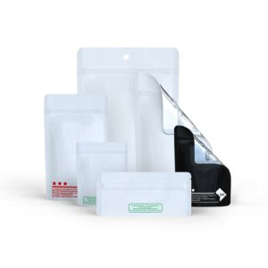 State Code Mylar Bags