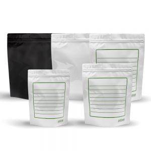 Smell Proof Mylar Storage Bags