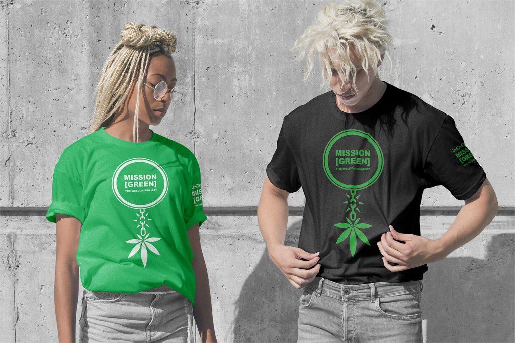 T Shirts PSD Mockup